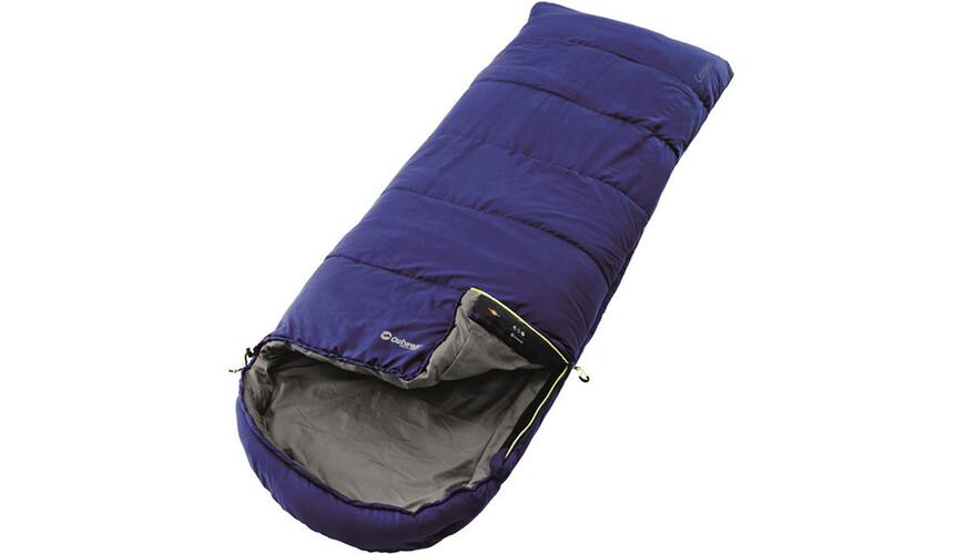 Outwell Campion - Sac de couchage - gris/bleu
